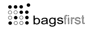 mark for BAGSFIRST, trademark #76593535