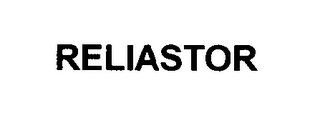 mark for RELIASTOR, trademark #76594871