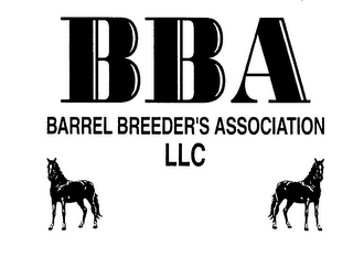mark for BBA BARREL BREEDER'S ASSOCIATION LLC, trademark #76595320