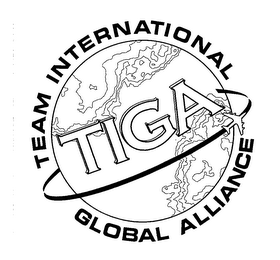 mark for TEAM INTERNATIONAL GLOBAL ALLIANCE TIGA, trademark #76599867