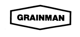 mark for GRAINMAN, trademark #76600415