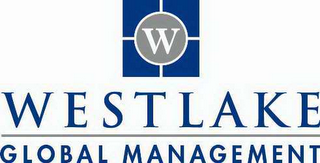 mark for W WESTLAKE GLOBAL MANAGEMENT, trademark #76600431