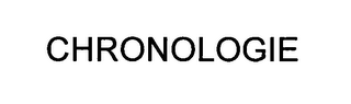 mark for CHRONOLOGIE, trademark #76605120