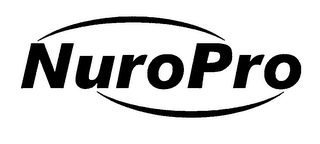 mark for NUROPRO, trademark #76605921
