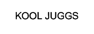mark for KOOL JUGGS, trademark #76606461