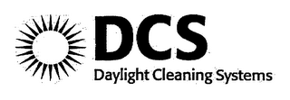 mark for DCS DAYLIGHT CLEANING SYSTEMS, trademark #76608663