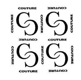 mark for C COUTURE, trademark #76610543
