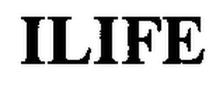 mark for ILIFE, trademark #76611274