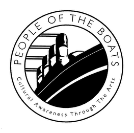 mark for PEOPLE OF THE BOATS CULTURAL AWARENESS THROUGH THE ARTS, trademark #76612361