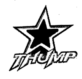 mark for THUMP, trademark #76613453