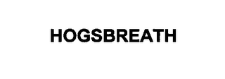 mark for HOGSBREATH, trademark #76614842