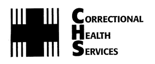 mark for CORRECTIONAL HEALTH SERVICES, trademark #76615036
