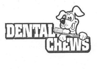 mark for DENTAL CHEWS, trademark #76615077
