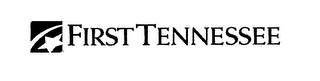 mark for FIRSTTENNESSEE, trademark #76615355