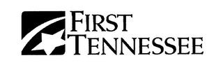 mark for FIRST TENNESSEE, trademark #76615374