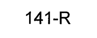 mark for 141-R, trademark #76615946