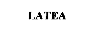 mark for LATEA, trademark #76617629