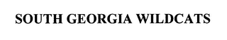 mark for SOUTH GEORGIA WILDCATS, trademark #76617955