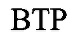 mark for BTP, trademark #76618328
