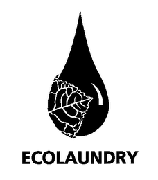 mark for ECOLAUNDRY, trademark #76618505