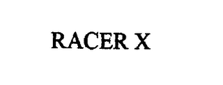 mark for RACER X, trademark #76618890