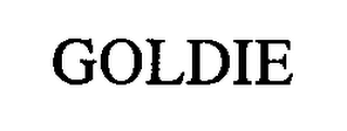 mark for GOLDIE, trademark #76619889