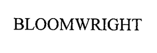 mark for BLOOMWRIGHT, trademark #76619982