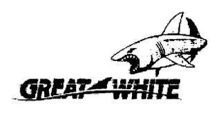 mark for GREAT WHITE, trademark #76621089