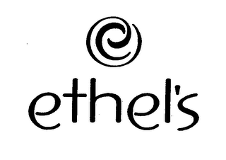 mark for ETHEL'S, trademark #76622307