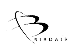 mark for B BIRDAIR, trademark #76622351