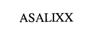 mark for ASALIXX, trademark #76623163