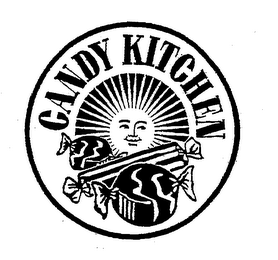 mark for CANDY KITCHEN, trademark #76624573