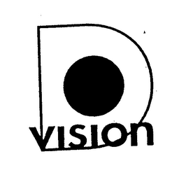 mark for DVISION, trademark #76624940