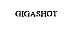 mark for GIGASHOT, trademark #76625939