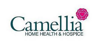 mark for CAMELLIA HOME HEALTH & HOSPICE, trademark #76626416