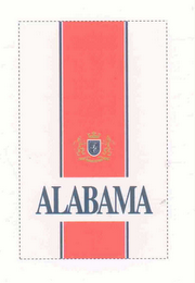 mark for TE ALABAMA, trademark #76627074