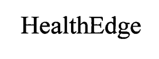 mark for HEALTHEDGE, trademark #76628263