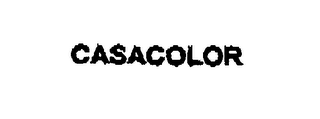 mark for CASACOLOR, trademark #76628608