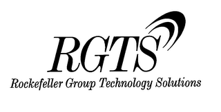 mark for RGTS ROCKEFELLER GROUP TECHNOLOGY SOLUTIONS, trademark #76628636