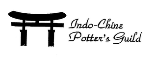 mark for INDO-CHINE POTTER'S GUILD, trademark #76629748