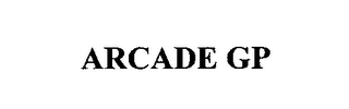 mark for ARCADE GP, trademark #76630017