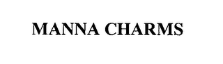 mark for MANNA CHARMS, trademark #76630062