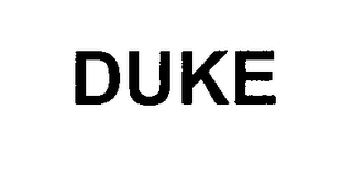 mark for DUKE, trademark #76631137