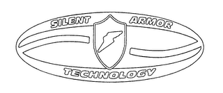mark for SILENT ARMOR TECHNOLOGY, trademark #76631285