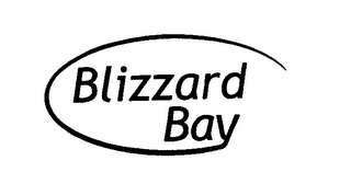 mark for BLIZZARD BAY, trademark #76631725