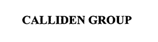 mark for CALLIDEN GROUP, trademark #76632553