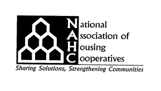 mark for NATIONAL ASSOCIATION OF HOUSING COOPERATIVES SHARING SOLUTIONS, STRENGTHENING COMMUNITIES, trademark #76632660