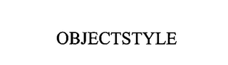 mark for OBJECTSTYLE, trademark #76632896
