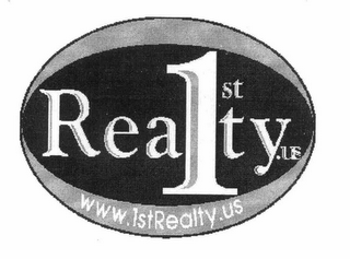 mark for 1ST REALTY.US  WWW.1STREALTY.US, trademark #76632936