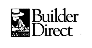 mark for AMISH BUILDER DIRECT, trademark #76633575